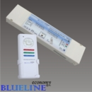 Blueline economy LED remote controller RGB color 360w 24v