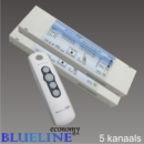 Blueline economy LED remote controller single color 240w 24v-1