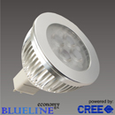 Blueline-economy-LED-MR16-4x1W-Cree-Q2-XP-E-45-gr